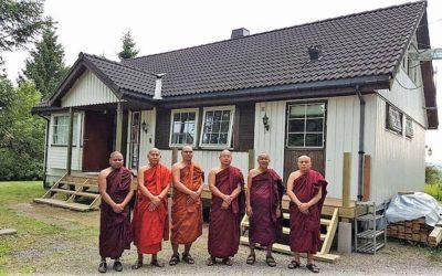 Den burmesiske theravada buddhistforening