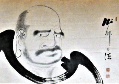 Bodhidharma - mesteren som brakte zen fra India til Kina på 400 tallet