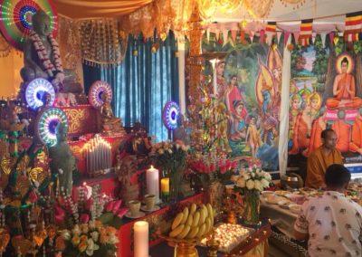 Fra Khmer buddhistersenter i Lillesand