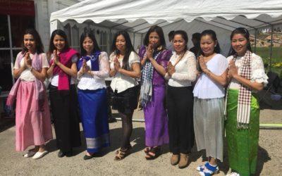 Khmer buddhistforening