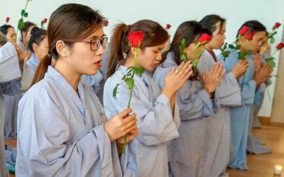 Det vietnamesiske buddhistsamfunn