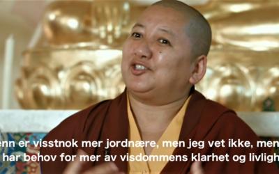 Intervju om kvinner