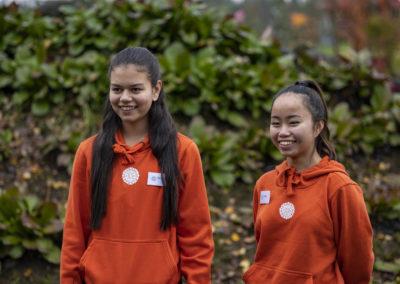 To av deltakerne på kurset
